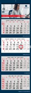 calendar 4-months